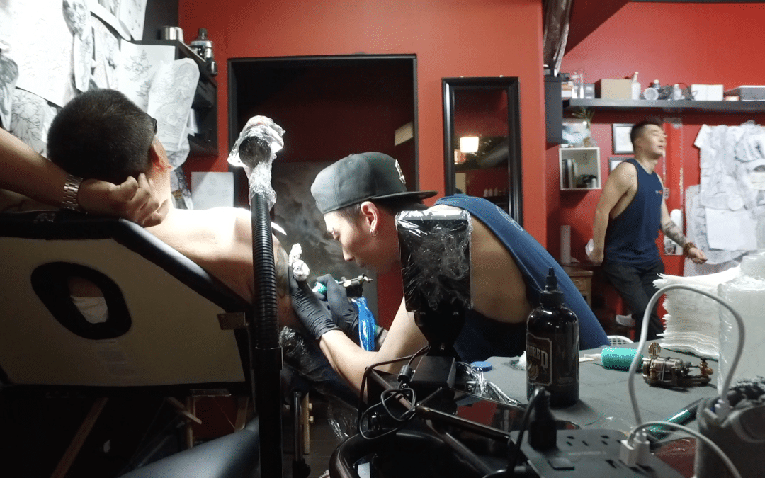 Houston Tattoo Event
